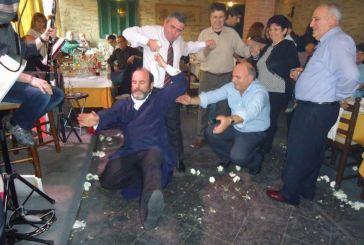 Απογείωση κεφιού  στο χορό των Κωνωπινιωτών