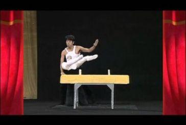 ΠΟΤΕ μου δεν έριξα τόσο γέλιο μόνο με παράσταση γυμναστικής (Βίντεο)
