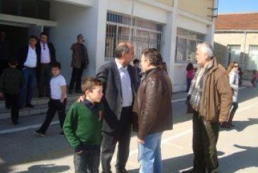 Ανακοίνωση της Περιφέρειας για 1ο και 2ο  Δημοτικό Σχολείο Βόνιτσας
