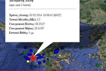 Γεωδυναμικό:  Ίσως ενεργοποιήθηκε η περιοχή που «έδωσε» το σεισμό του '53!