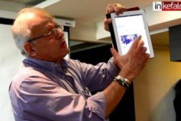 Τσελέντης: Μέχρι 0,65g η επιτάχυνση που δέχθηκαν τα κτήρια της Κεφαλονιάς