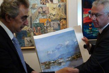«Γνωρίστε το Μεσολόγγι μέσα από την Τέχνη» … στην Τρίπολη (vd)