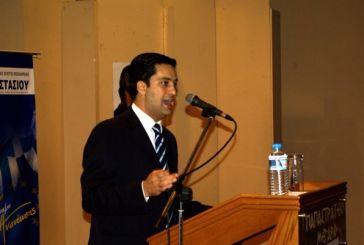 Υποψήφιος δήμαρχος Aγρινίου ο Παπαναστασίου