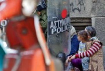 Εκθεση της ΕΛ.ΑΣ: Το 2013 η χώρα γέμισε με όπλα, πλαστά ευρώ και ζητιάνους