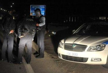 Τροχαίο στο δρόμο Μύτικας-Αστακός με σύλληψη μεθυσμένου οδηγού