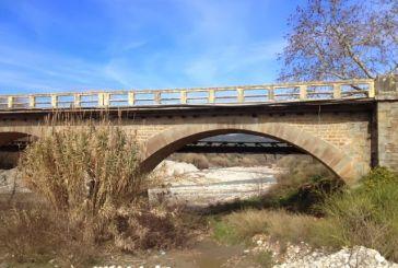 Το γεφύρι της Ερμίτσας στην Νέα Αβώρανη (χθες και σήμερα)