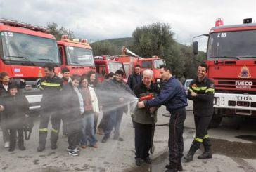 Άσκηση ετοιμότητας από την Πυροσβεστική Υπηρεσία Αμφιλοχίας