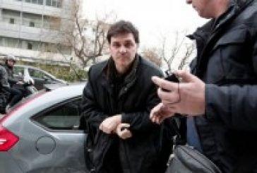 Με χειροπέδες στη ΓΑΔΑ και μετά στον εισαγγελέα ο Φιλιππίδης