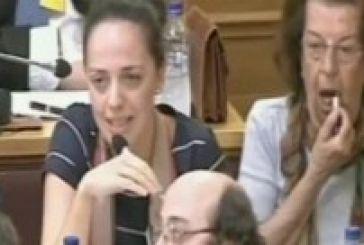 Συνέβη στην ελληνική Βουλή: Βάζει κραγιόν, απροκάλυπτα…[βίντεο]