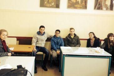 Με τους μαθητές κατά της βίας