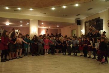 Kέφι και χορός στην εκδήλωση του Λαογραφικού Ομίλου της ΓΕΑ