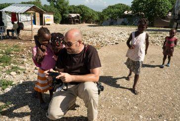 Ο Μεσολογγίτης φωτογράφος της Αϊτής