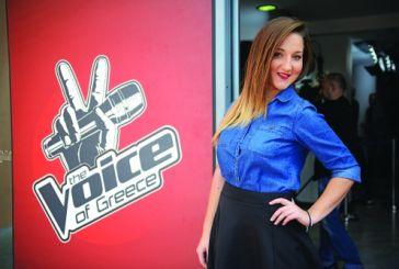 Μια Αγρινιώτισσα στο The Voice! (video)