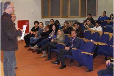 Επίσκεψη του ΣΔΕ Αγρινίου στο Πανεπιστήμιο