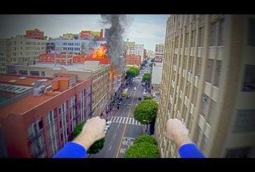 Απίστευτο δείτε πως πετάει ο Σουπερμαν σε First-Person (Βίντεο)