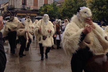 Φωτό από το Καρναβάλι του Θέρμου