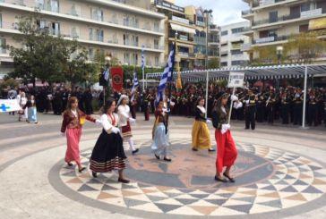 Φωτoρεπορτάζ από την παρέλαση του Αγρινίου!
