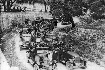 1930: Αυτοκίνητα στο Αγρίνιο…