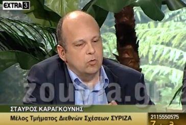 Αγρινιώτικη συμμετοχή σε τηλεοπτικό πάνελ για την Ουκρανία