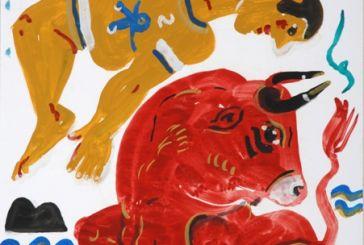 Ατομική έκθεση ζωγραφικής του αγρινιώτη ζωγράφου Αποστόλη Χαντζαρά