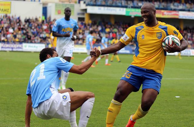 Φωτορεπορτάζ από το Παναιτωλικός- Αστέρας Τρίπολης 0-1
