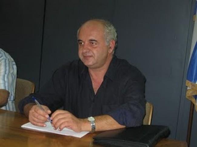 Ο Ν. Καραθανασόπουλος σε εργασιακούς χώρους της Αιτωλοακαρνανίας
