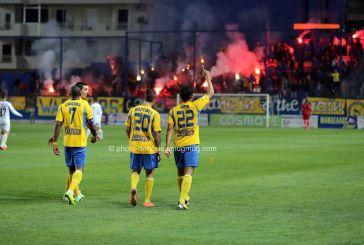 Φωτορεπορτάζ από το Παναιτωλικός- ΟΦΗ (1-0)