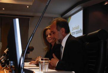 Δείτε σε video την παρουσίαση τη συνέντευξη του Απ. Κατσιφάρα στο Αγρίνιο
