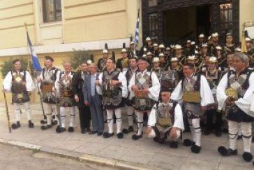 Οι Μεσολογγίτες της Αθήνας τίμησαν την Ηρωική Έξοδο