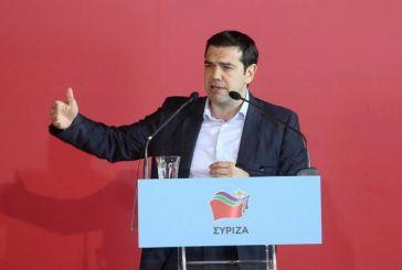 Δείτε όλη την ομιλία του Αλέξη Τσίπρα στο Αγρίνιo (video)