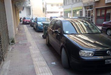 Δυσχέρειες σε εμπορικούς δρόμους του Μεσολογγίου από τα κατασχεμένα οχήματα