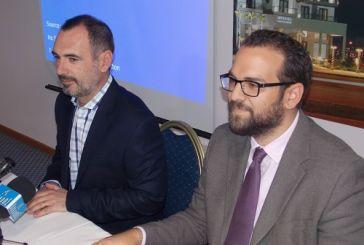 Ο Ν.Φαρμάκης υποψήφιος αντιπεριφερειάρχης Αιτωλοακαρνανίας  (video)