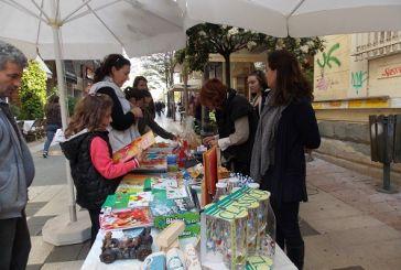"""Πασχαλινό bazaar από το """"Χαμόγελο του Παιδιού"""" στο κέντρο του Αγρινίου (φωτό)"""