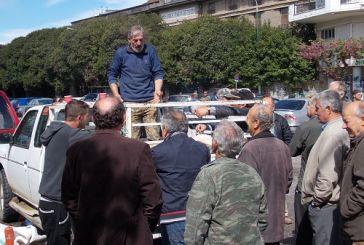 Η καθιερωμένη ζωοπανήγυρη στο Αγρίνιο (φωτό)