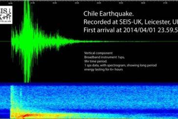 Απίστευτο video: Πως θα φτάσει το τσουνάμι από τη Χιλή στη Νέα Ζηλανδία