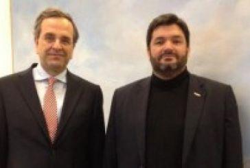 O Σαμαράς απέσυρε τον Φαήλο Κρανιδιώτη από το ευρωψηφοδέλτιο