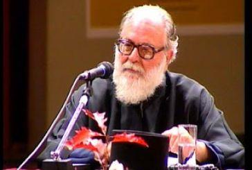Ομιλία του π. Γεωργίου Μεταλληνού στο Αγρίνιο