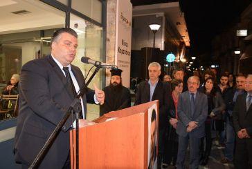 Εγκαινίασε το εκλογικό του κέντρο ο Ν. Καραπάνος (φωτό)