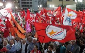 Aνοιχτή συγκέντρωση ΣΥΡΙΖΑ σήμερα στην πλατεία Δημοκρατίας Αγρινίου