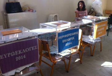 H σταυροδοσία για ευρωβουλευτές στην Αιτωλοακαρνανία