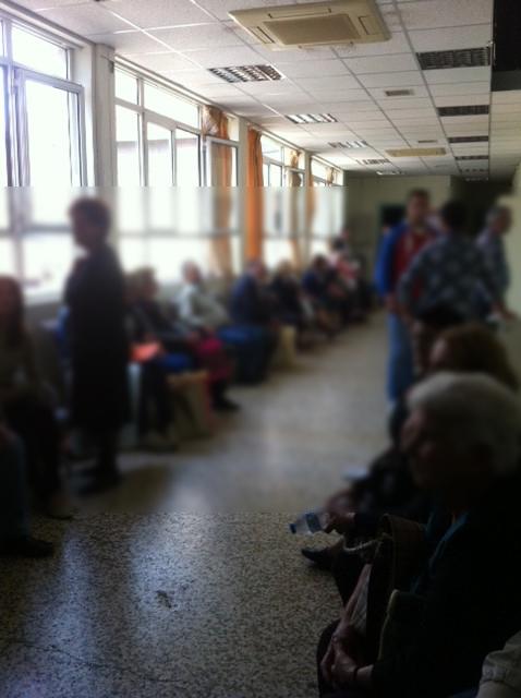 ΠΕΔΥ Αγρινίου: ουρές για τις επιτροπές