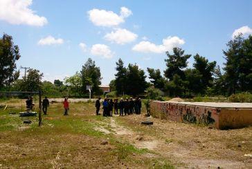 Ξεκινούν τα έργα για τη μετεγκατάσταση του ΕΠΑΛ Κατοχής