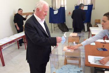 Mοσχολιός: Καλώ τους Αγρινιώτες να ψηφίσουν μαζικά (video)