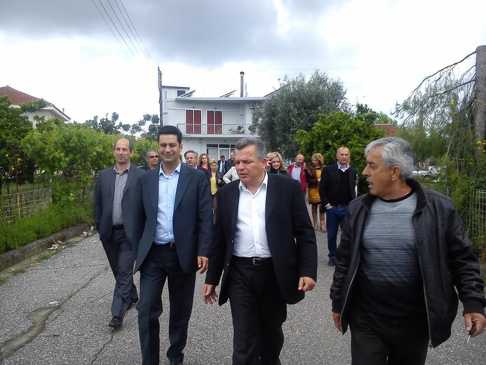 Παπαναστασίου: απούσα η δημοτική αρχή στην ενότητα Νεάπολης