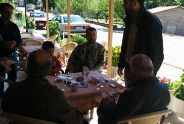 Περιοδεία Φαρμάκη στην ενότητα Παρακαμπυλίων