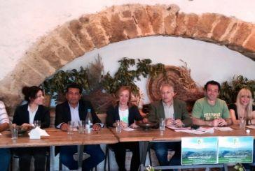 Η παρουσίαση θέσεων και υποψηφίων της Οικολογικής Δυτικής Ελλάδας
