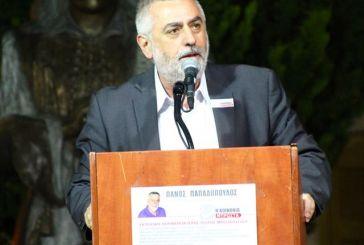 Kεντρική ομιλία Παπαδόπουλου στο Μεσολόγγι