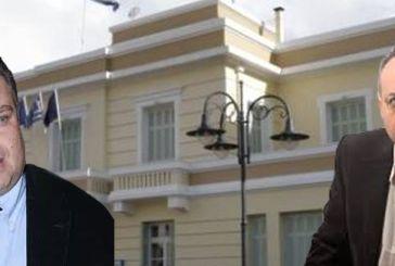 Kαραπάνος-Μουρκούσης στο β' γύρο του δήμου Μεσολογγίου