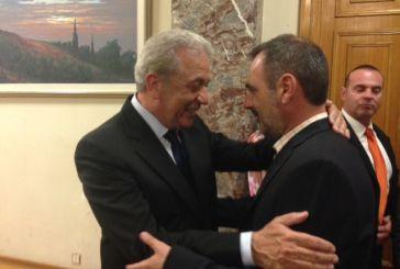 Δημήτρης Αβραμόπουλος: Ο Ανδρέας Κατσανιώτης είναι ο νέος Περιφερειάρχης