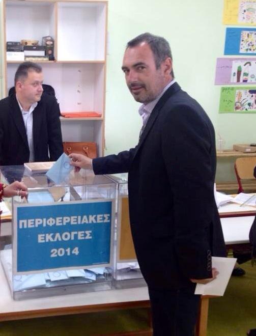 Ανδρέας Κατσανιώτης: «Οι πολίτες της Δυτικής Ελλάδας ψηφίζουν για το αύριο»